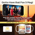 GDDC MUG GIVEAWAY SPONSORED MCDONALD'S