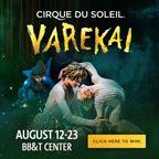 Cirque de Soleil Varekai Contest