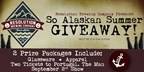 So Alaskan Summer Giveaway