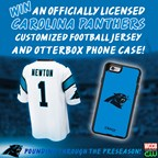 Panthers Pre-Season Jersey And Otterbox Giveaway