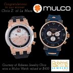 Robere's Jewelry Mulco Watch Giveaway