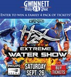 Win tickets to H2X