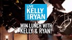 Lunch with Kelly & Ryan