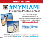 #MYMIAMI Instagram Photo Contest