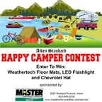 Camping Contest - Master Chevrolet