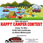 Camping Contest - Aiken Motorcycle