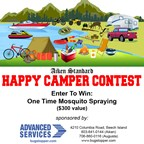 Camping Contest - Advanced Services