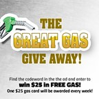 The Great Gas Give-Away