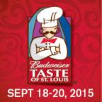 Win an Anheuser-Busch Biergarten Happy Hour from Taste of St. Louis
