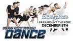 Enter to WIN tickets to So You Think You Can Dance