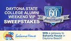 Daytona State College Alumni Sweepstakes!