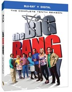 THE BIG BANG THEORY: THE COMPLETE 10TH SEASON