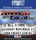 Win tickets to America's Got Talent