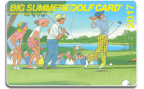 Big Summer of Golf