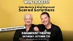 Enter to Win tickets to see Colin Mochrie & Brad Sherwood at Comedy Works!