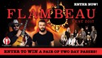 Flambeau Fest Ticket Giveaway
