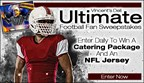 Ultimate Football Fan Sweepstakes