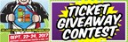 Comi-Con Erie Ticket Giveaway