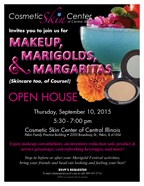 Makeup, Marigolds, & Margaritas