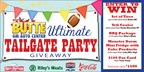 Butte GM Ultimate Tailgate Party Giveaway