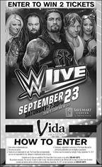 WWE Live-9/15/17