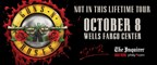 Guns N Roses Ticket Giveaway