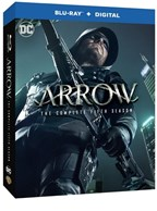 ARROW: THE COMPLETE 5TH SEASON