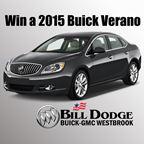 Win A 2015 Buick Verano