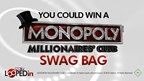 Looped-in - Monopoly Millionaires Club Swag Bag