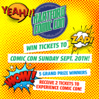 HARTFORD COMIC CON 2015