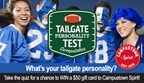 What is Your Tailgate Personality?