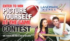 Landmark 24 Picture Yourself at the Game