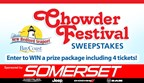 New Bedford Seaport Chowder Festival Sweepstakes