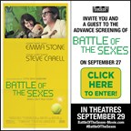 MH - Battle of the Sexes Screening