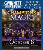 Win tickets to Champions of Magic