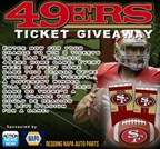 49er Ticket Giveway