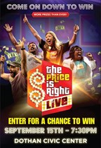 Price Is Right Sweepstakes