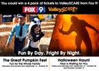ValleySCARE Ticket Giveaway