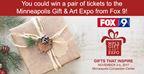 Minneapolis Gift & Art Expo Ticket Giveaway