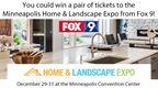 Minneapolis Home & Landscape Ticket Giveaway