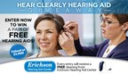 Hear Clearly Hearing Aid Giveaway