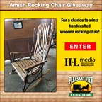 Amish Rocking Chair Giveaway