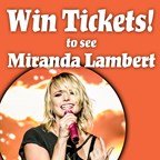 Couple's Contest to Win Front Row Miranda Lambert
