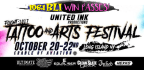 Win Passes to the United Ink Flight:1017 Tattoo & Arts Festival