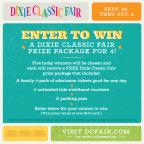 2017 Dixie Classic Fair