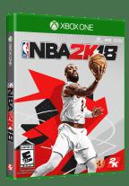 NBA 2K18 Xbox