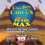 Cole Bros. Circus Word of the Day