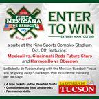 2017 La Estrella Mexican Baseball Fiesta Ticket Giveaway