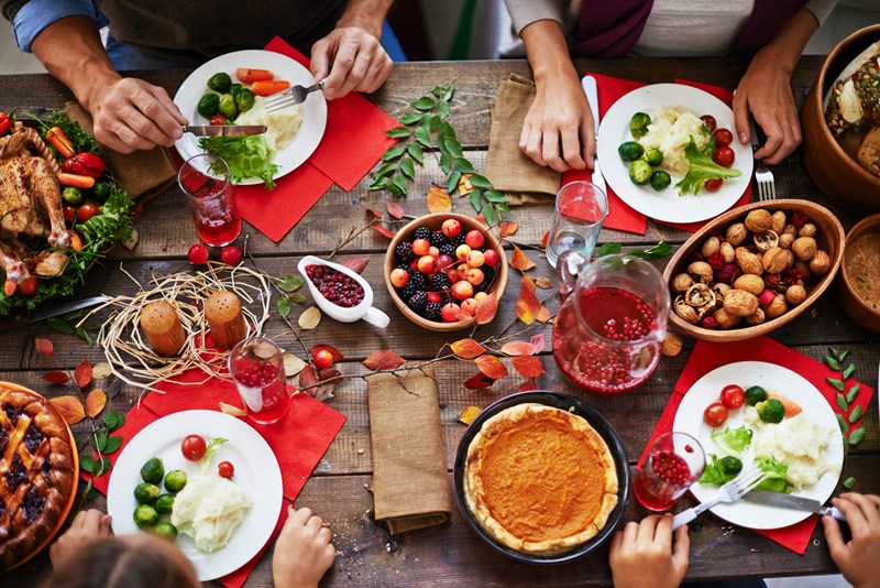 What Type Of Thanksgiving Food Are You?