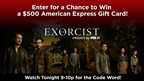 FOX 11's The Exorcist Giveaway